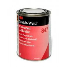 3M™ Scotch-Weld™ Universal Yapıştırıcı 847/1236 6 x 1 L 3M Stok Kodu FS910005834